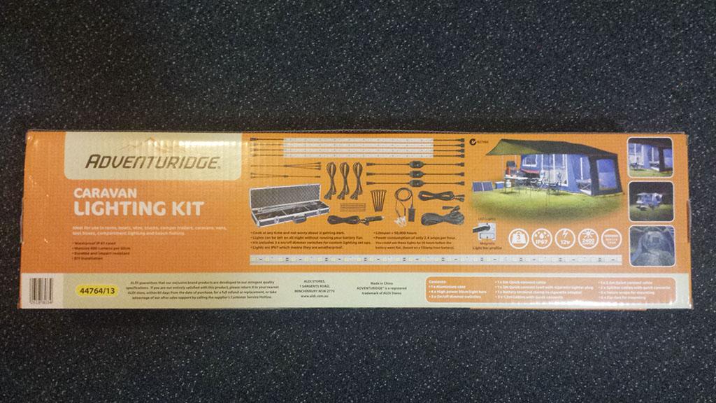 new product 188c8 724d8 Adventuridge Caravan Lighting Kit - Page 2