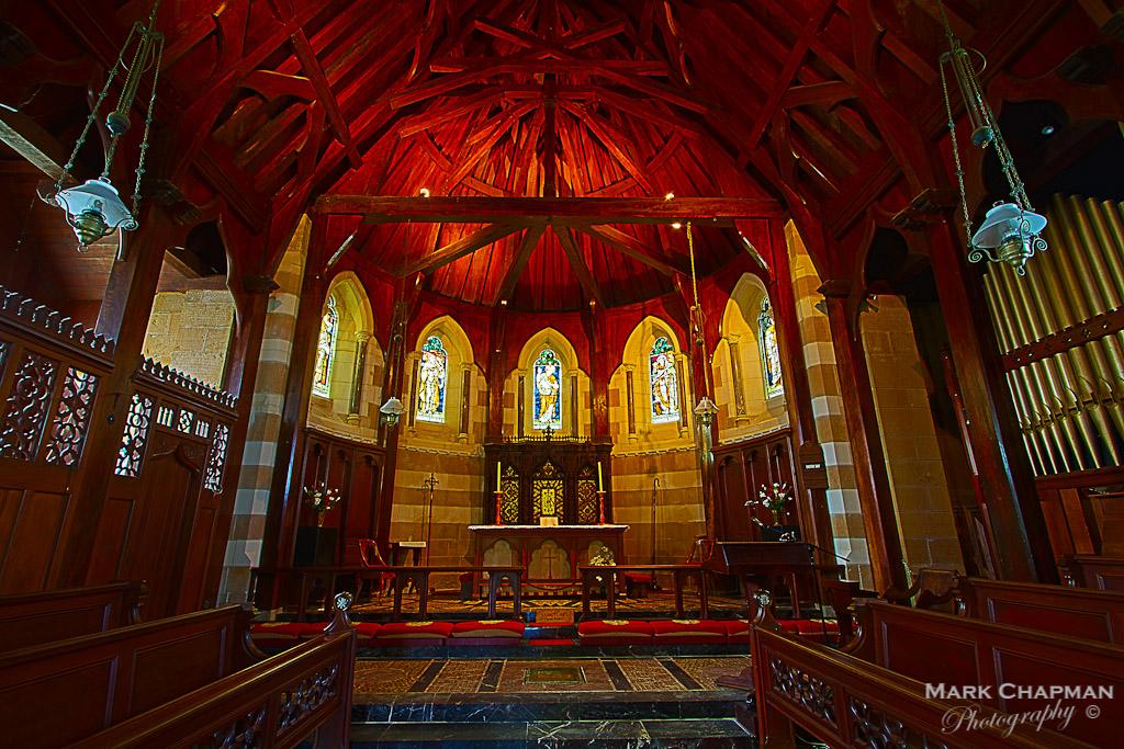 St Barnabas Norfolk Island